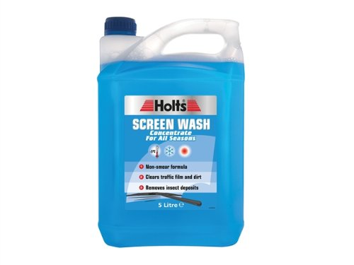 Holts LOYHSCW1101A Screenwash Concentrate, 5 Liter