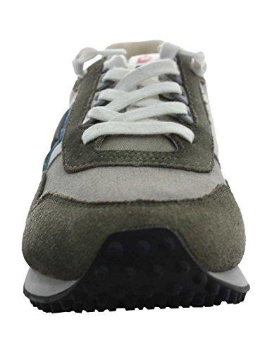 Targa Uomo C8716 Verde Sneaker Man Shoe marrone Lotto Scarpa Tokyo Leggenda 4tFqBpnX