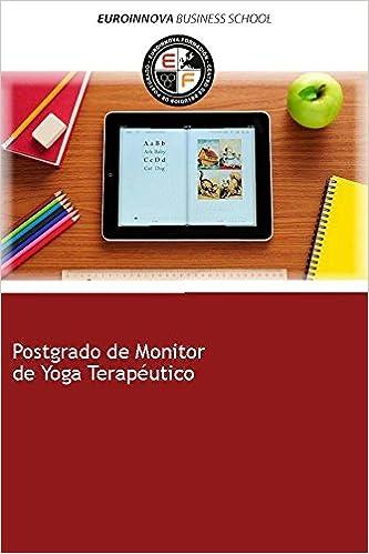 Libro de Postgrado de Monitor de Yoga Terapéutico CARNÉ DE ...