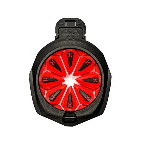 HK Army Epic Speed Feed - TFX - Lava - Red / Black by HK Army by HK Army
