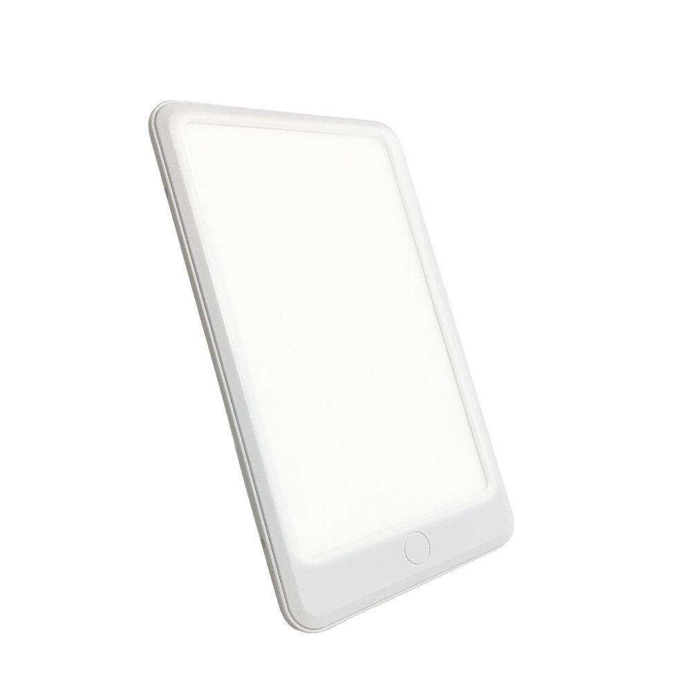 Homipooty Light 10,000 LUX Sunshine Bright White Light Therapy Energy Lamp