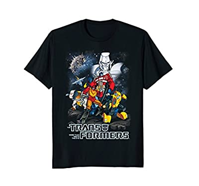 Transformer Robots Mystic Graphic T-Shirt