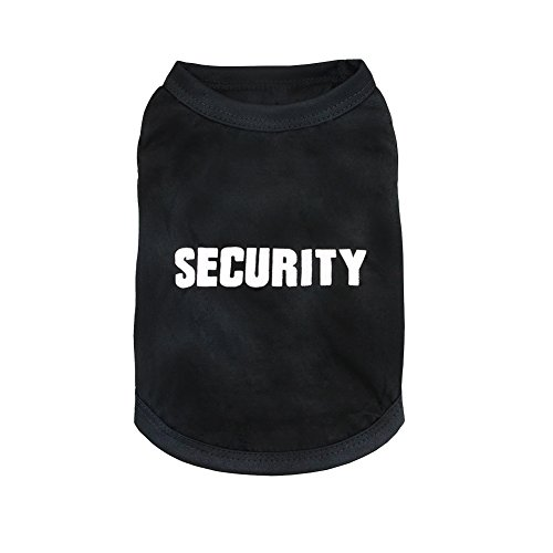 Doggie Tee - Prumya Dog Shirt Cute Doggie Tee Vest Clothes Summer Apparels for Small, Medium, Large Size Pet, Puppy, Cat, Kitty, 9