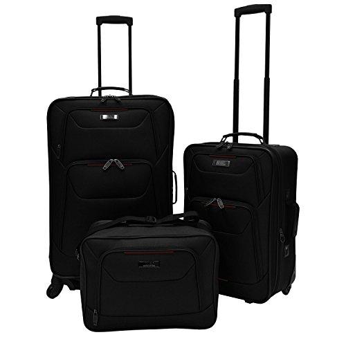 us-traveler-delmont-3-piece-expandable-luggage-set-black
