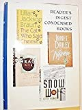 Reader's Digest Condensed Books, Volume 4 1996: The Cat Who Said Cheese by Lilian Jackson Braun; Notorious by Janet Dailey; Mirage by Soheir Khashoggi; Snow Wolf by Glenn Meade