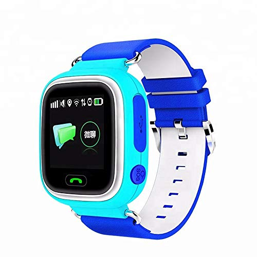 ILYO Smart Children's Phone Watch Color Screen Touch Screen