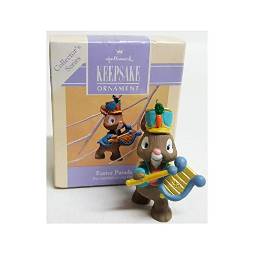 (Easter Parade 2nd in Series 1993 Easter Hallmark Ornament QEO8325 )