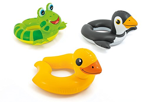 Intex Animal Split Swim Ring Kid