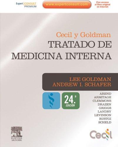 Cecil y Goldman. Tratado de medicina interna + ExpertConsult: 24.ª edición (Spanish Edition) Pdf