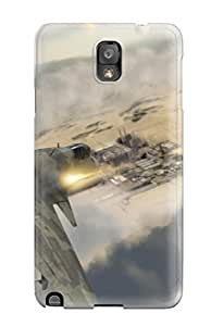 8629490K89733839 Snap On Hard Case Cover Tom Clancys Hawx Protector For Galaxy Note 3