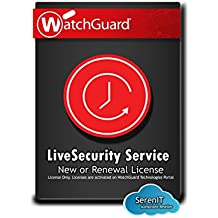 WatchGuard LiveSecurity Service extended service