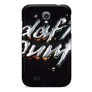 Galaxy S4 ZNQ25194nCoM Customized Nice Daft Punk Skin Shock-Absorbing Cell-phone Hard Cover -CassidyMunro