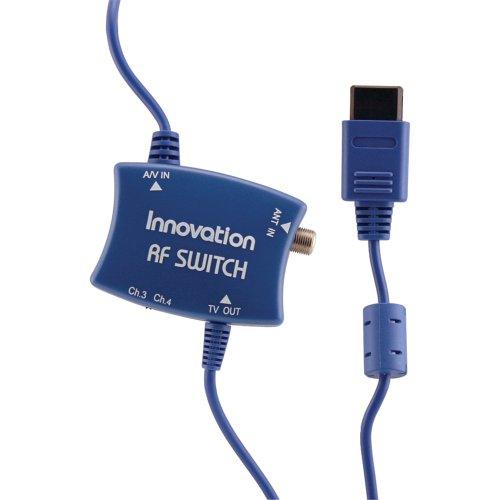 INNOVATION INNOV6917 GameCube(R)/Nintendo 64(R) RF Switch