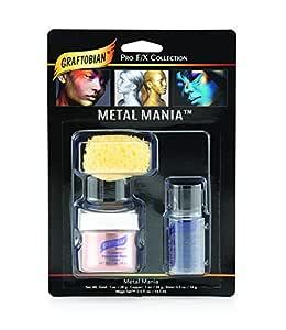 Graftobian Metal Mania Kit Copper, 1 Ounce
