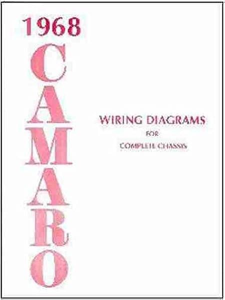 Electrical Wiring Diagram 1968 Camaro Wiring Diagram System System Pesarhorrorfest It