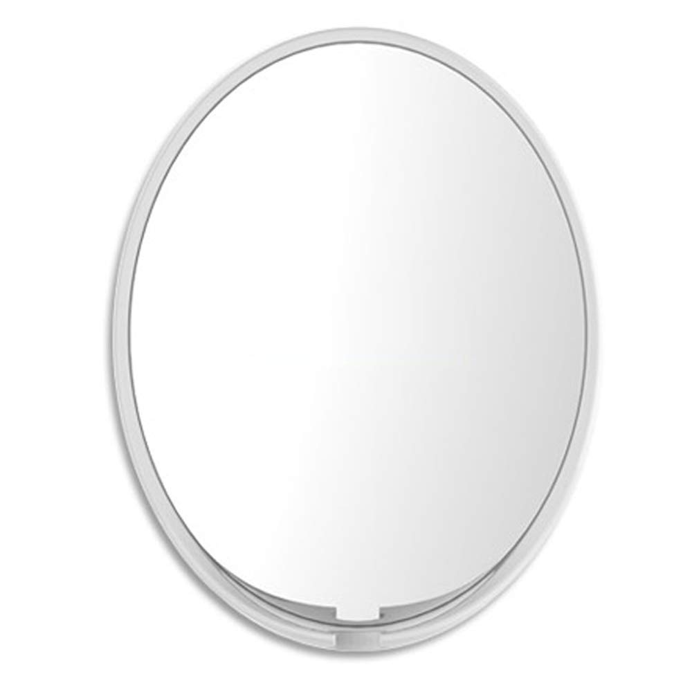 Fogless Shower Mirror with Razor Hook Anti Fog Free Shaving Bathroom Mirror, 7.6 x 9.7 inches by Sewha