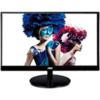 Aoc Value I2769vm - Led Monitor - 27 - 1920 X 1080 Fullhd - Ips - 250 Cd/M2 - 1000:1 - 50000000:1 (Dynamic) - 5 Ms - 2xhdmi, Vga