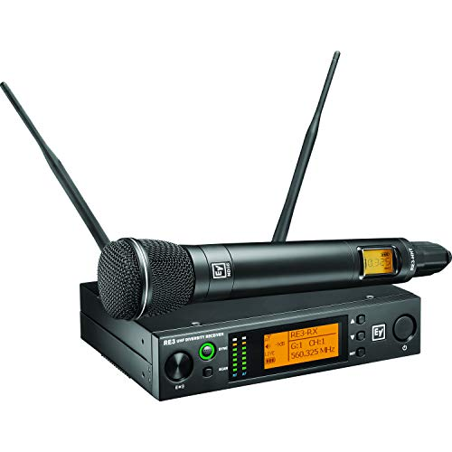 Price comparison product image Electro-Voice RE3-ND96-5H Wireless Handheld System with ND96 Head,  560-596MHz
