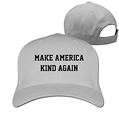 HIPPIE CAPS Make America Kind Again Trendy