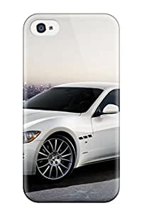 Iphone 4/4s Well-designed Hard Case Cover Maserati Birdcage 39 Protector 9968120K28798926