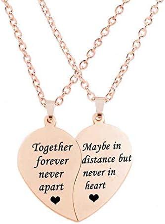 Friendship necklace Best  Friends gift Friendship Gift Friendship word pendant Best Friends Gift