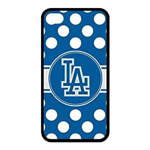 Customize MLB Los Angeles Dodgers Back Case for iphone 4,4S JN4S-1483