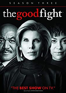 Book Cover: Good Fight: Season Three