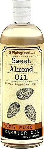 sweet almond oil organic 16 oz - 5