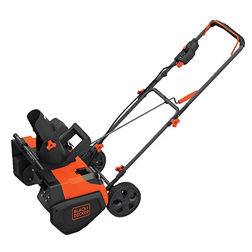 snow blower black and decker - 1
