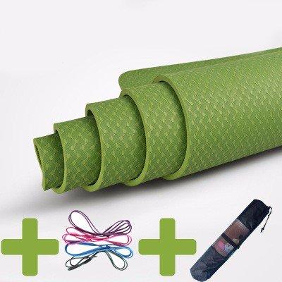 WEAF-Esterilla de Yoga Gimnasio Pad alfombrilla ...