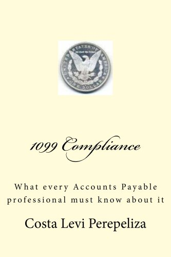 Download 1099 Reporting (What every accounts payable professional must know about it) Pdf