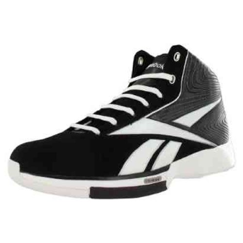 8f348734f204 Reebok Men s Tempo U-Form Basketball Shoe Black White Silver (12) - Buy  Online in Oman.