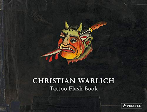 Christian Warlich: Tattoo Flash Book
