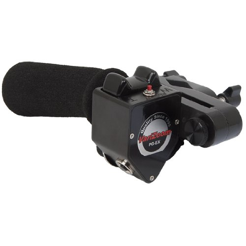 VariZoom VZ-PG-EX Pistol-grip Professional Control for Sony PMW-EX1 Camera (Ex Zoom Control)