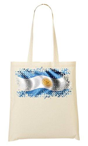 Argentina South America Buenos Aires Country Series Nationality Flag Nice To Bolso De Mano Bolsa De La Compra