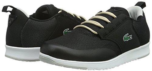 R 024 Lacoste 316 L 1 Ight Schwarz Sneakers Damen Blk C6qAxtwz