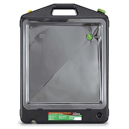 Oil Drain Unit - GarageBOSS GB016 16 quart Oil Tear Away Clean Drain Pan