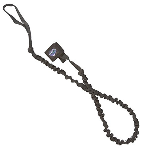 Surf To Summit Bungee Paddle Leash, Black, 6-Feet by Surf To Summit (Image #3)