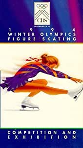 1994 Winter Olympics Figure Skating Competition and Exhibition [VHS]