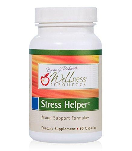 Stress Helper® - Energy, Stress Tolerance, Adrenal Support (90 Capsules)