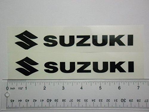 Suzuki motorcycle sticker 6