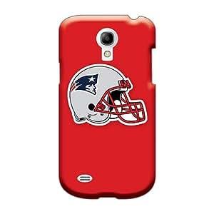 IanJoeyPatricia Samsung Galaxy S4 Mini Shockproof Hard Phone Covers Customized Vivid New England Patriots 6 Series [Jjf16859aQJI]