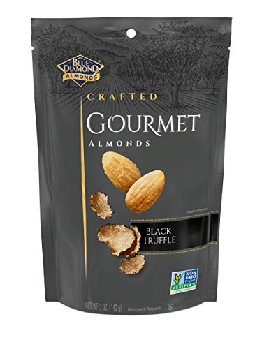 Gourmet Cheese Spread - Blue Diamond Gourmet Almonds, Black Truffle, 5 Ounce