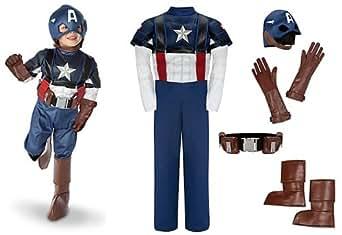 Amazon.com: Disney Store The Avengers Captain America
