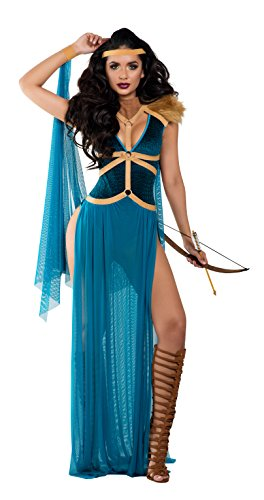 - Starline Maiden of The Throne Womens Romper Costume, As As Shown, Small