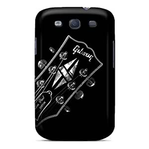 Tpu Case For Galaxy S3 With Gibson Les Paul