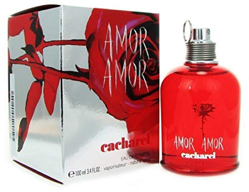 AMOR AMOR by Cacharel Perfume for women 3.4 oz edt New