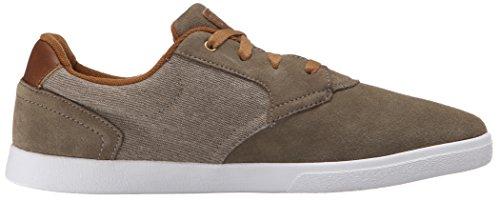 Men's Tan C1RCA Washed Skate Clay Shoe JC01 vq4Yqd