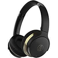 Audio-technica Bluetooth wireless headphones ATH-AR3BT-BK