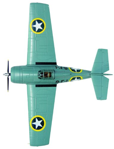 F4f 4 Wildcat Model - F4F-4 'Wildcat' diecast 1:72 model (Amercom SL-15)